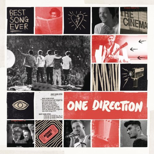 "2013 – Best Song Ever (from ""This Is Us"") (E.P.)"