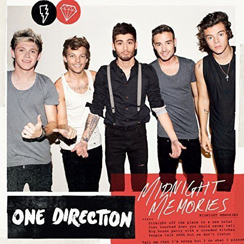 2014 – Midnight Memories (E.P.)