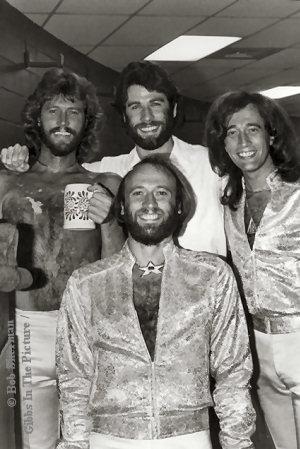 Bee Gees & John Travolta