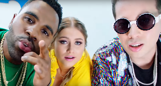 Νέο Video Clip | Sofia Reyes Feat. Jason Derulo & De La Ghetto – 1, 2, 3