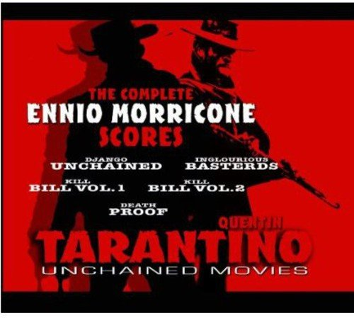 2013 – The Complete Ennio Morricone Scores: Quentin Tarantino Unchained (Collection)