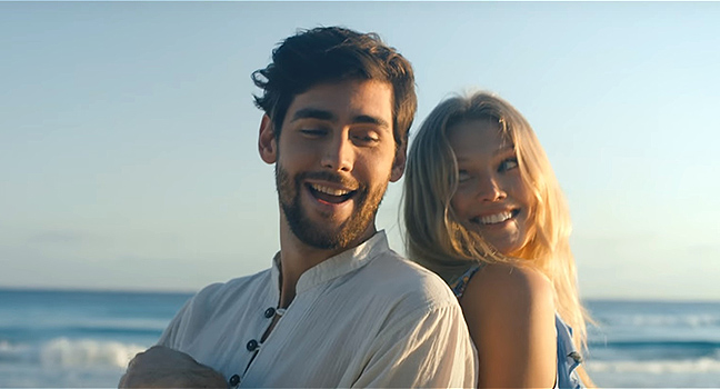Νέο Video Clip | Alvaro Soler – La Cintura