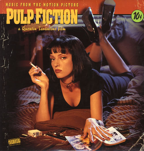 1994 – Pulp Fiction O.S.T.