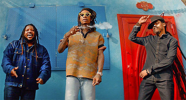 Νέο Remix & Video Clip | Damian Marley Feat. Stephen Marley, Ty Dolla $ign & Wiz Khalifa – Medication