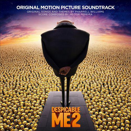 2013 – Despicable Me 2 (O.S.T.)