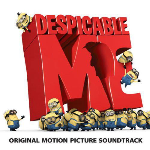 2010 – Despicable Me (O.S.T.)
