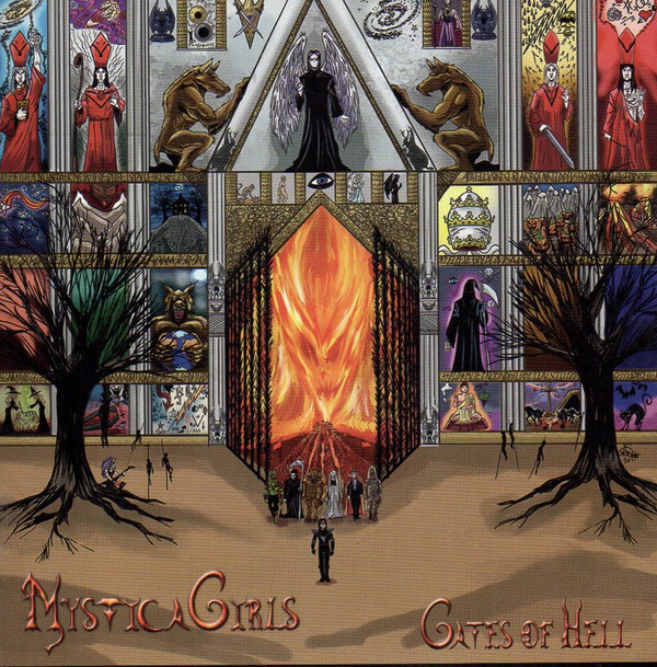 2014 – Gates Of Hell (with Mystica Girls)