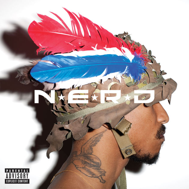 2010 – Nothing (N*E*R*D album)