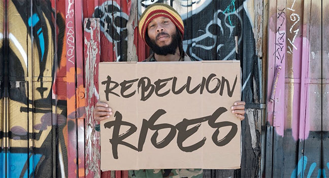 Νέο Τραγούδι | Ziggy Marley – Rebellion Rises
