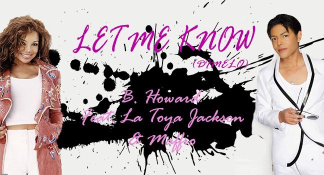 Νέα Συνεργασία | B. Howard Feat. La Toya Yvonne Jackson & Maffio - Let Me Know (Dimelo)