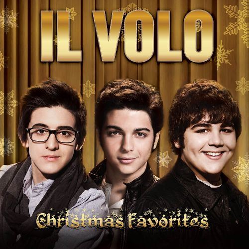 2011 – Christmas Favorites (EP)
