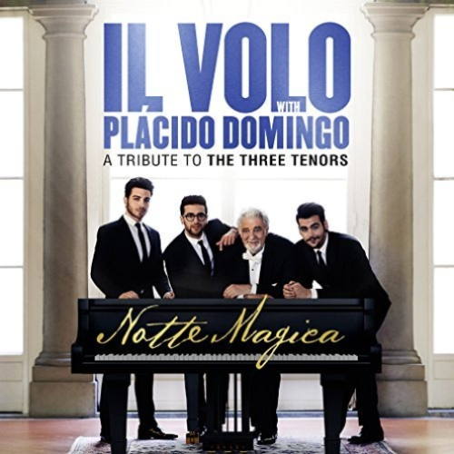 2016 – Notte Magica: A Tribute to the Three Tenors (with Plácido Domingo)