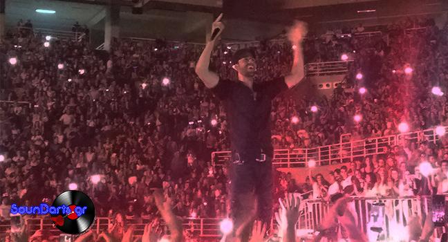 Ρεπορτάζ | Το ελληνικό κοινό αποθέωσε τον Enrique Iglesias