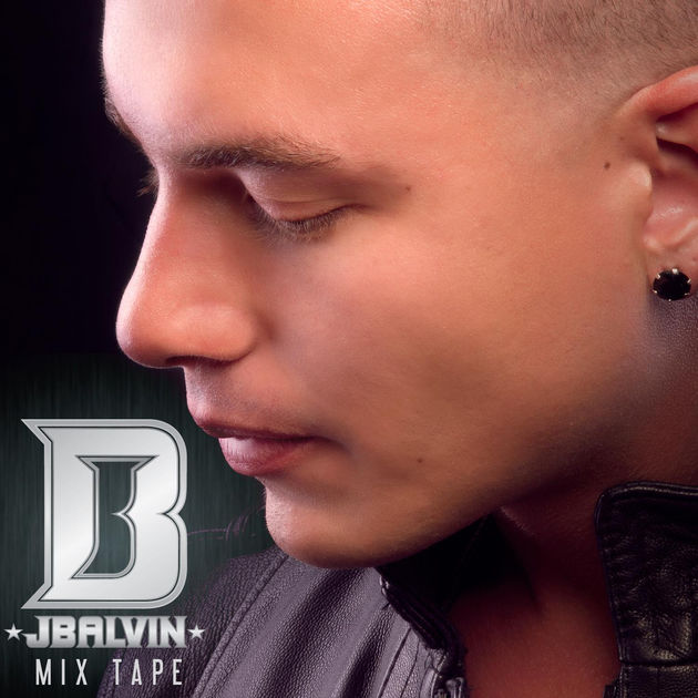 2012 – J Balvín Mix Tape
