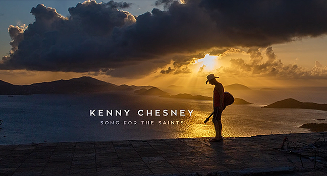 Νέο Τραγούδι | Kenny Chesney – Song For The Saints