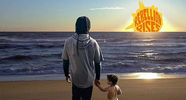 Νέα Συνεργασία   Ziggy Marley Feat. Sevn Alias – Circle Of Peace (Remix)
