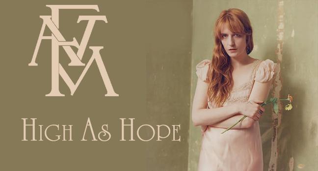 Νέο Album | Florence And The Machine – High As Hope