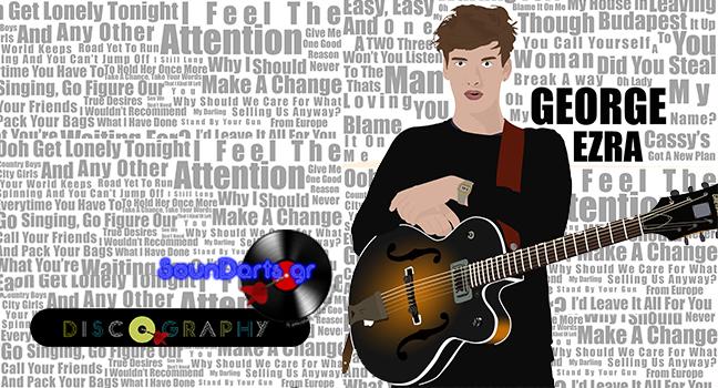 Discography & ID : George Ezra