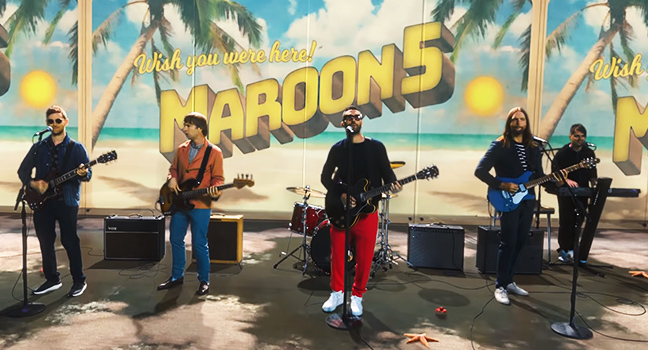 Νέα Διασκευή & Video Clip | Maroon 5 – Three Little Birds
