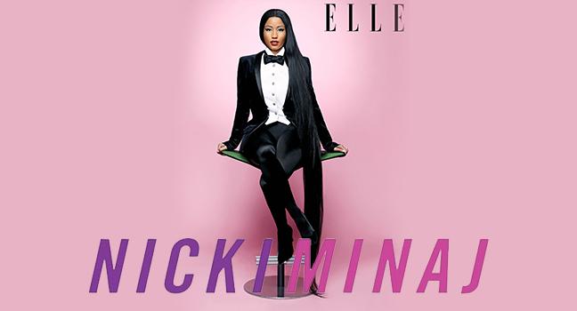 News | H Nicki Minaj φωτογραφίζεται για το νέο εξώφυλλο του Elle!