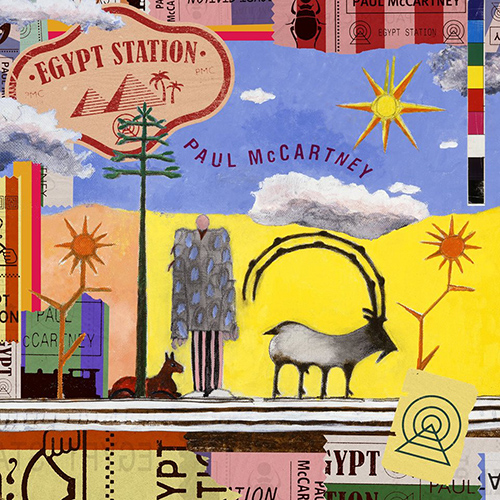 2018 – Egypt Station
