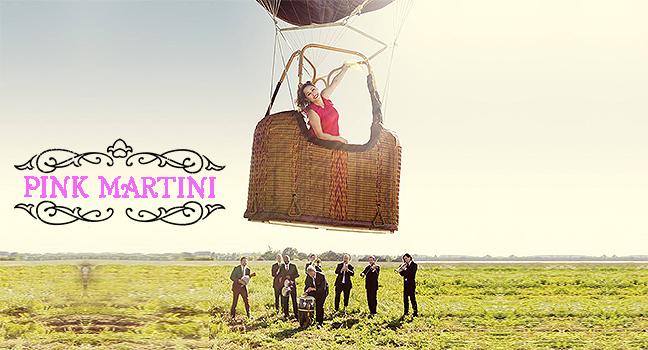 Νέο Single | Pink Martini – Bolero