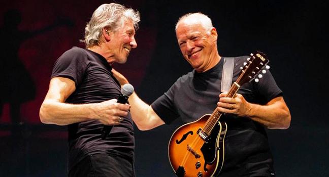 "News   Roger Waters: ""Με τον David Gilmour δεν θα είμαστε ποτέ φίλοι"""
