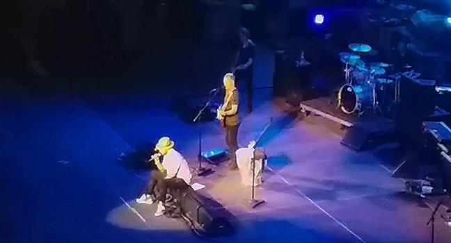 Ο Sting και ο Shaggy κράτησαν «ζεστό» το κοινό στο βρεγμένο Ηρώδειο, στις 23 Ιουνίου (Φεστιβάλ Αθηνών & Επιδαύρου)