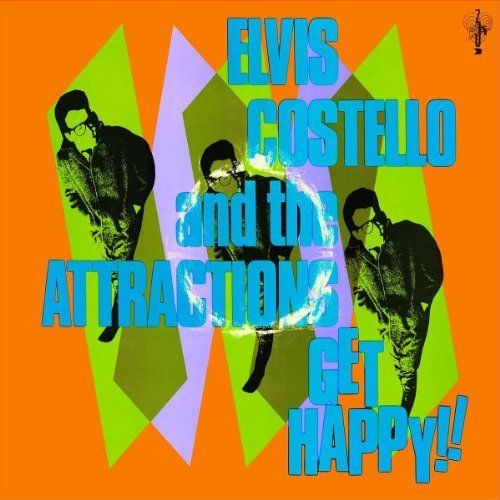 1980 – Get Happy!! (Elvis Costello and The Attractions)