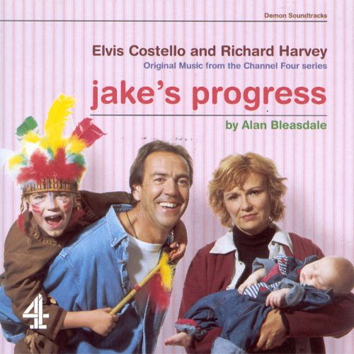 1995 – Jake's Progress (O.S.T. by Richard Harvey and Elvis Costello)
