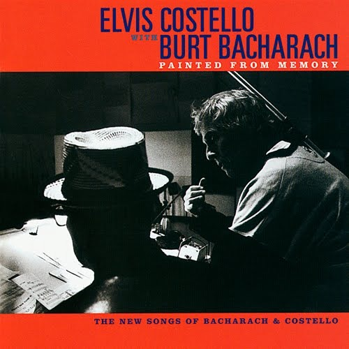 1998 – Painted from Memory (Elvis Costello and Burt Bacharach)