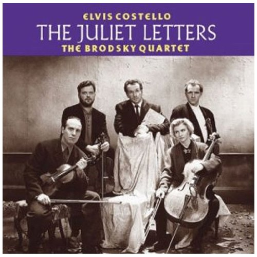 1993 – The Juliet Letters (Elvis Costello and The Brodsky Quartet)