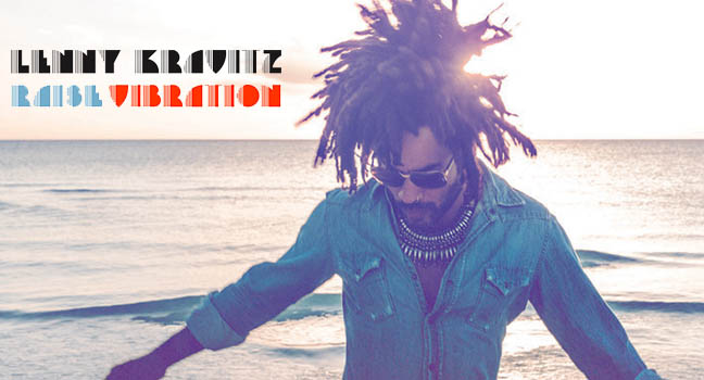 Νέο Album |  Lenny Kravitz – Raise Vibration