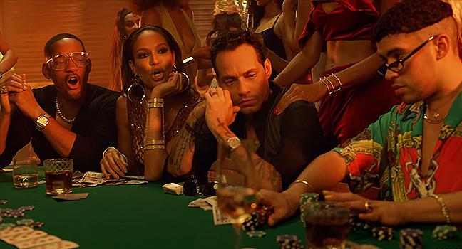 Νέα Συνεργασία & Video Clip | Marc Anthony, Will Smith, Bad Bunny – Está Rico