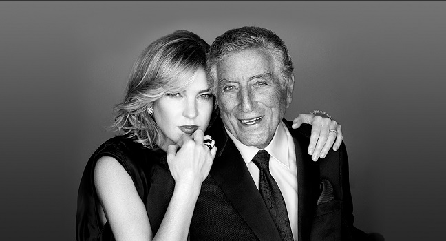 Νέο Album | Tony Bennett & Diana Krall – Love Is Here To Stay