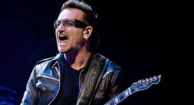 News | Ο Bono επισκέφτηκε το σπίτι του Leonard Cohen στην Ύδρα