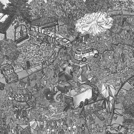 2010 – Culdesac (Mixtape)
