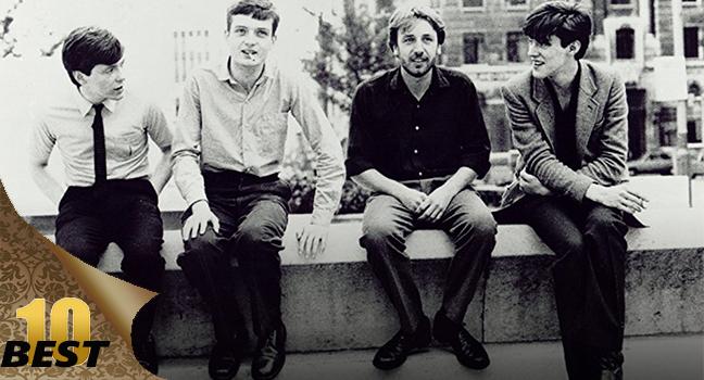Best 10 | 10 αγαπημένα τραγούδια από τους Joy Division!