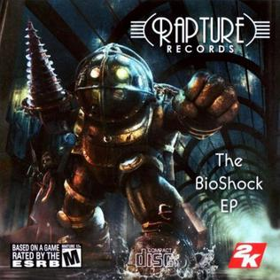 2007 – The BioShock EP (with Oscar the Punk) (EP)