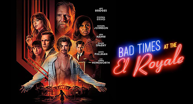 Soundrack Your Life : Bad Times At The El Royale