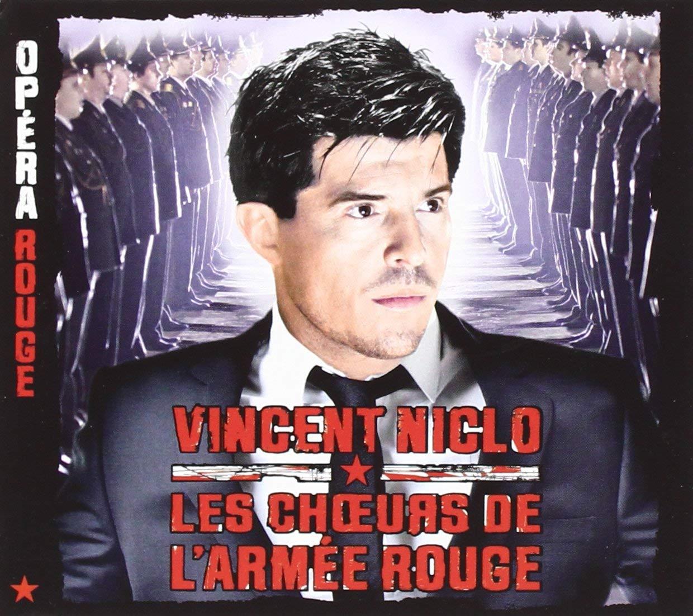 2012 – Opéra rouge (with Les Chœurs de l'Armée Rouge)