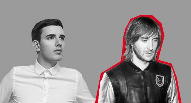 Νέα Συνεργασία | Netsky & David Guetta – Ice Cold