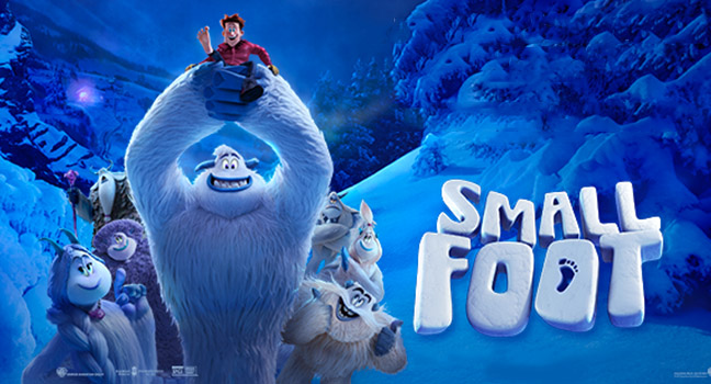 Soundtrack Your Life: Smallfoot