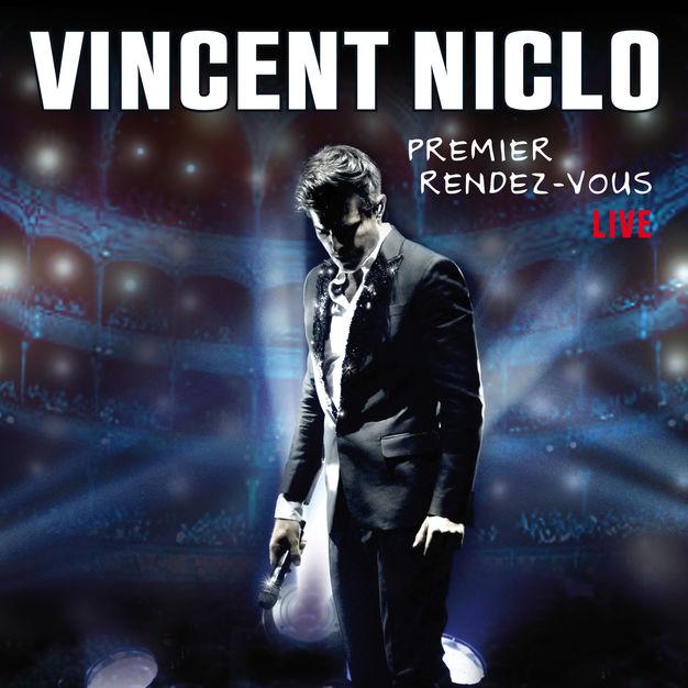 2015 – Vincent Niclo au Châtelet Premier rendez-vous (Live)