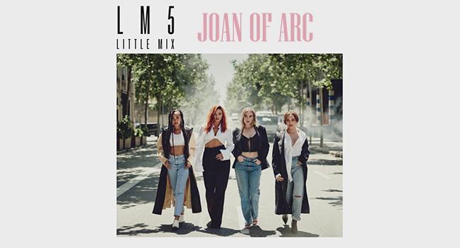 Νέο Τραγούδι | Little Mix – Joan Of Arc