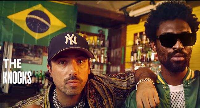 Νέο Music Video | The Knocks Feat. Sofi Tukker – Brazilian Soul
