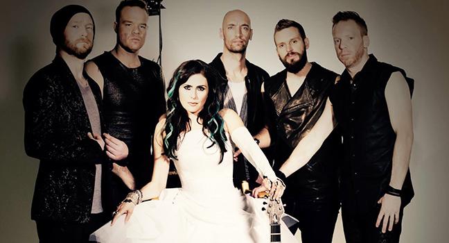 Νέα Συνεργασία | Within Temptation Feat. Anders Fridén – Raise Your Banner