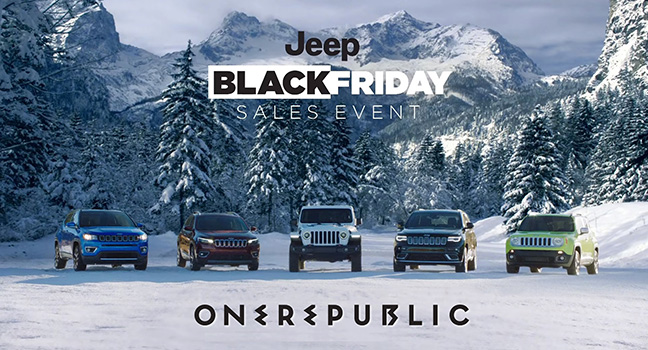 "Identify The Song | Ποιο είναι το τραγούδι στην νέα διαφημιστική καμπάνια ""Colorful Christmas"" από την Jeep;"