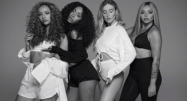 Νέα Music Videos | Little Mix – More Than Words (feat. Kamille) & Strip (feat. Sharaya J)