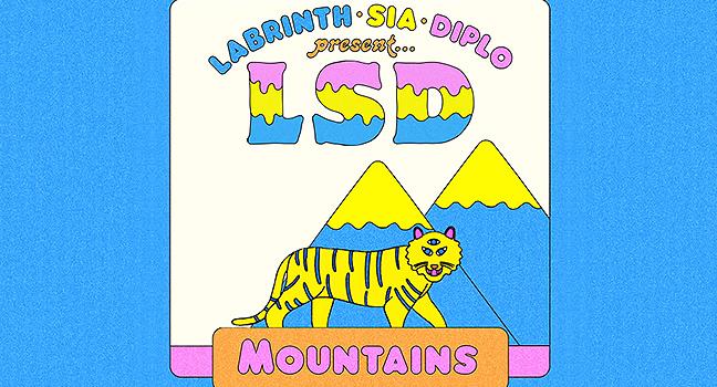 Νέο Τραγούδι   LSD – Mountains